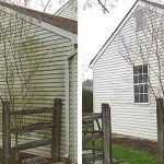 how to clean vinyl siding using bleach