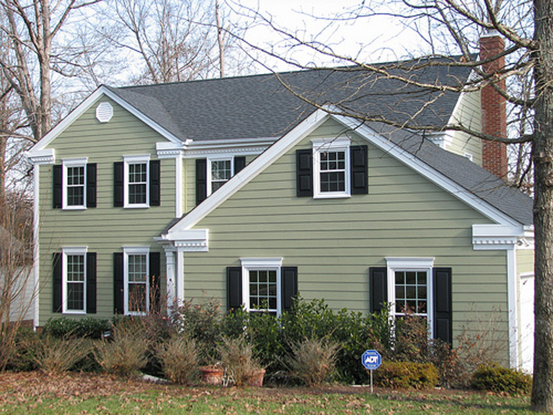 3 exterior remodeling ideas that are cost effective - Cost to paint house exterior trim ...