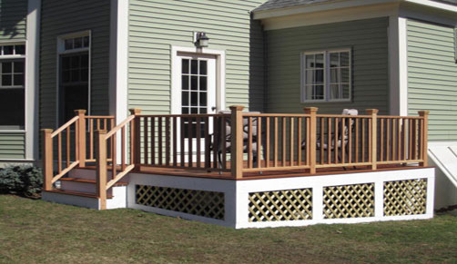 Deck builders in Framingham, MA
