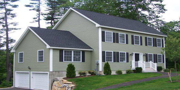 siding contractors in MA - vinyl, fiber cement siding, wood siding installers