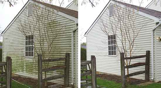 Cleaning Vinyl Siding What Not To Do Pros Cons